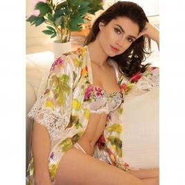 Bata Kimono - Baiser D´Été