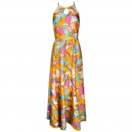 Vestido Largo - Soleil Floral