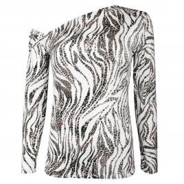 Camiseta Manga Larga - Zebre Rebelle